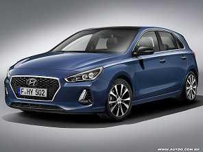 Hyundai antecipa o novo i30