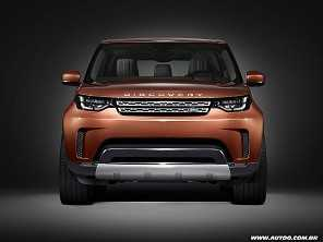 Land Rover mostra a primeira imagem do novo Discovery