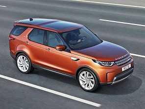 Land Rover lan�a o novo Discovery, a cara do irm�o Sport