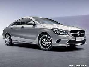 Mercedes CLA estreia atualizações no Brasil
