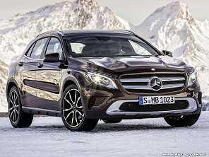Mercedes-Benz começa a produzir o GLA no Brasil