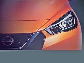 Nissan revela primeiro teaser do novo March