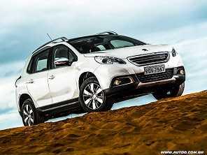 A melhor opção entre Ford EcoSport FreeStyle, Peugeot 2008 Allure e Renault Duster Dynamique