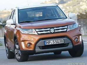 O que podemos esperar do novo Suzuki Vitara no Brasil