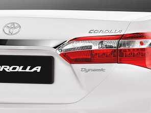Toyota Corolla resgata opção esportiva com versão Dynamic