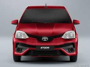 Toyota Etios ganha série especial Ready