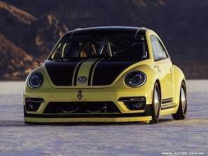 O Volkswagen Fusca mais rápido de todos os tempos