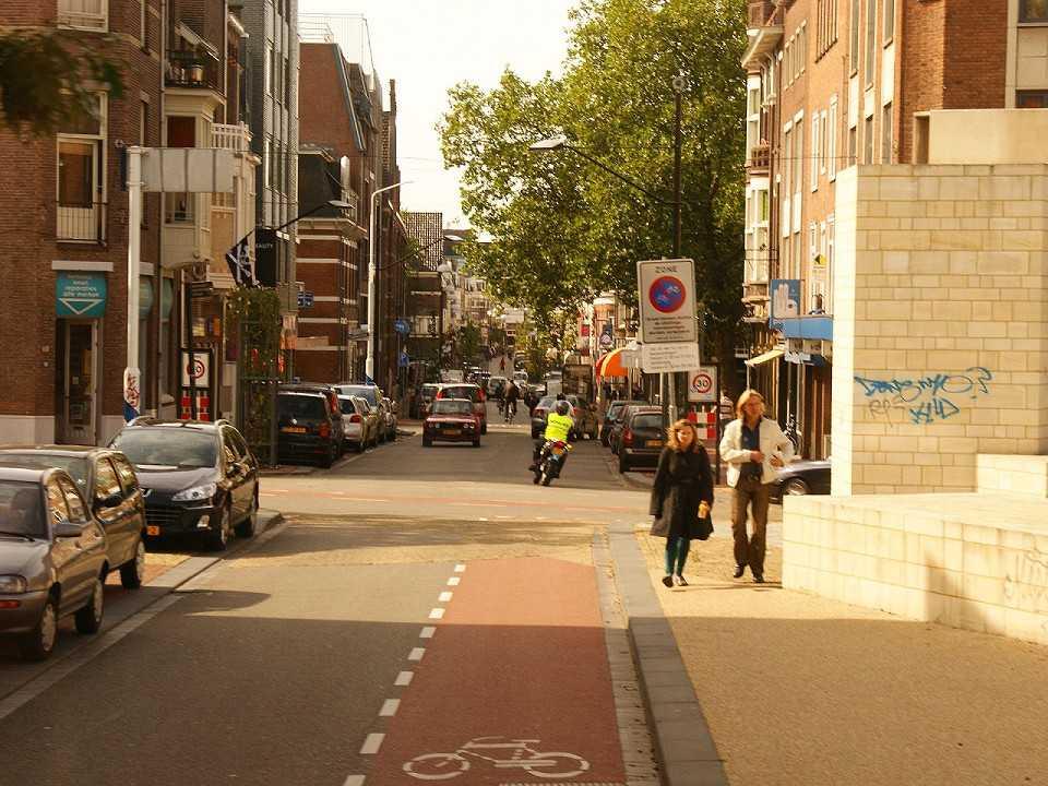 A Holanda (foto acima) foi apontada pela segunda vez como o melhor país para dirigir