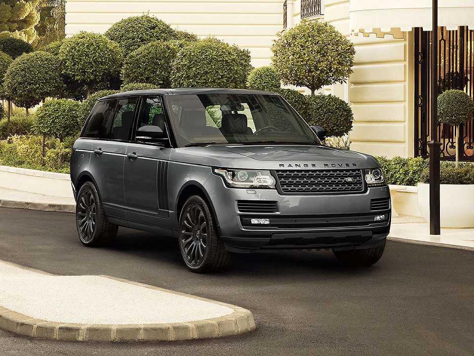 Land Rover Range Rover Black