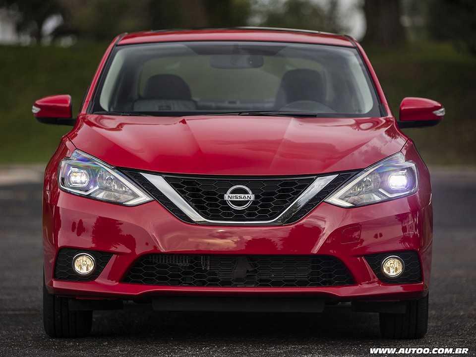 Nissan Sentra SR Turbo (EUA)