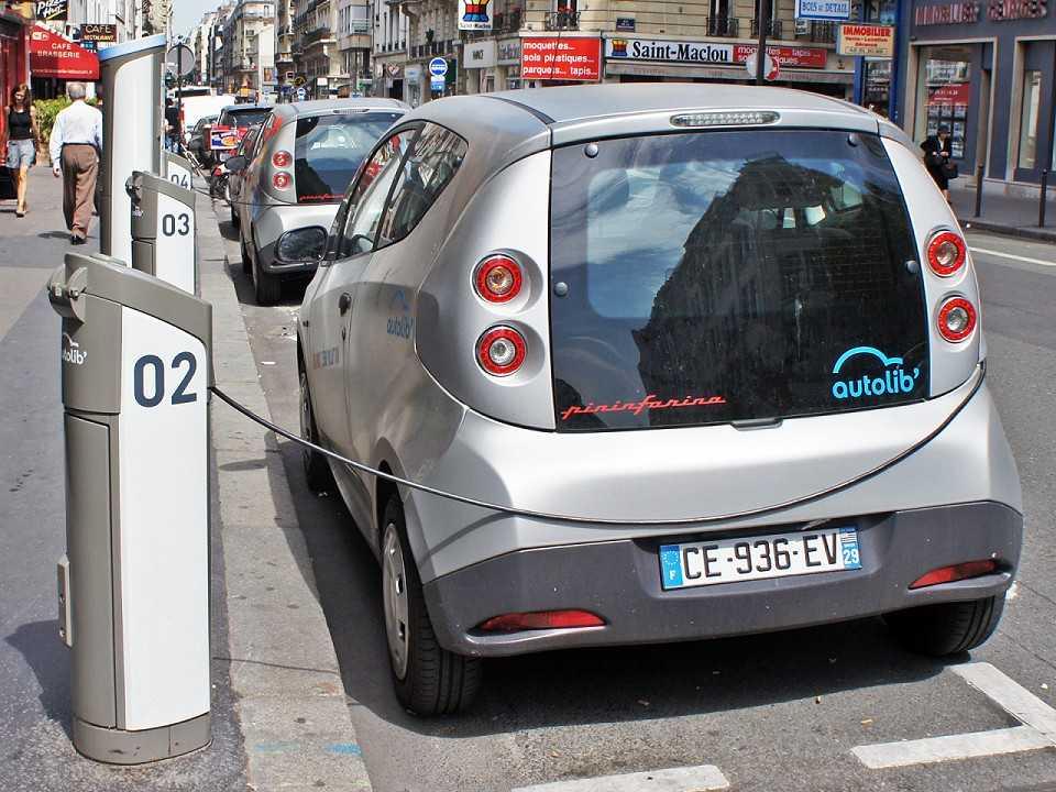 Sistema de compartilhamento de carros de São Paulo deve ser parecido com o Autolib, de Paris