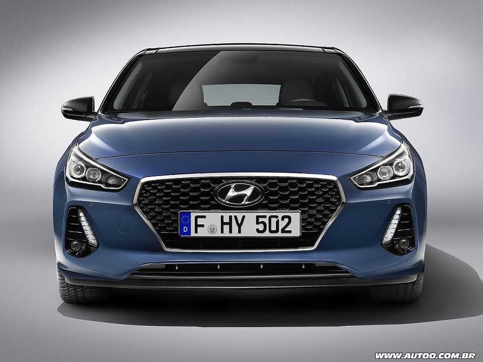 Hyundaii30 2017 - frente