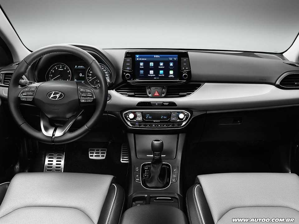 Hyundaii30 2017 - painel
