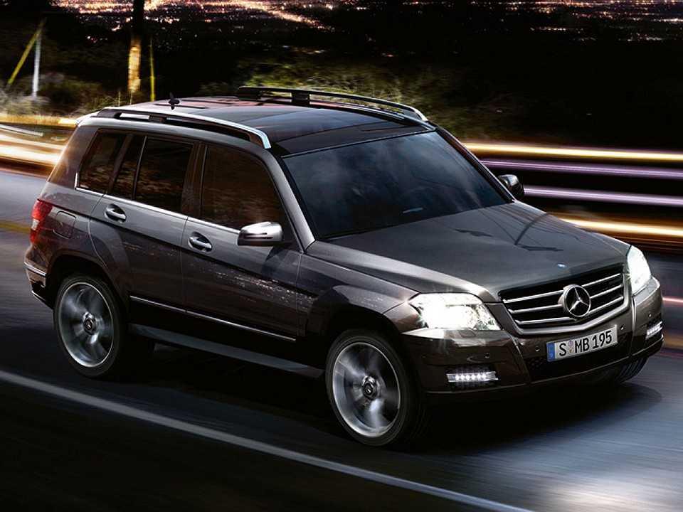 Mercedes-Benz GLK 2014