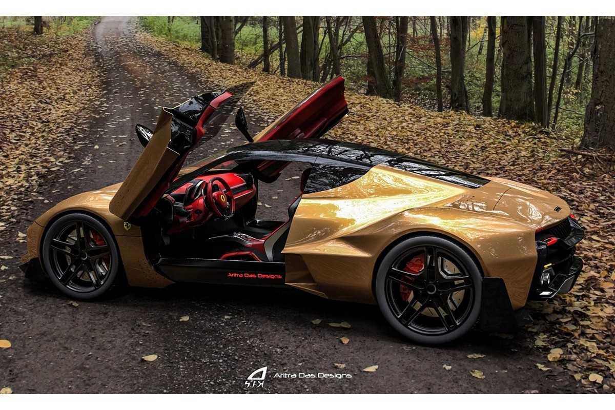 Ferrari Zenyatta