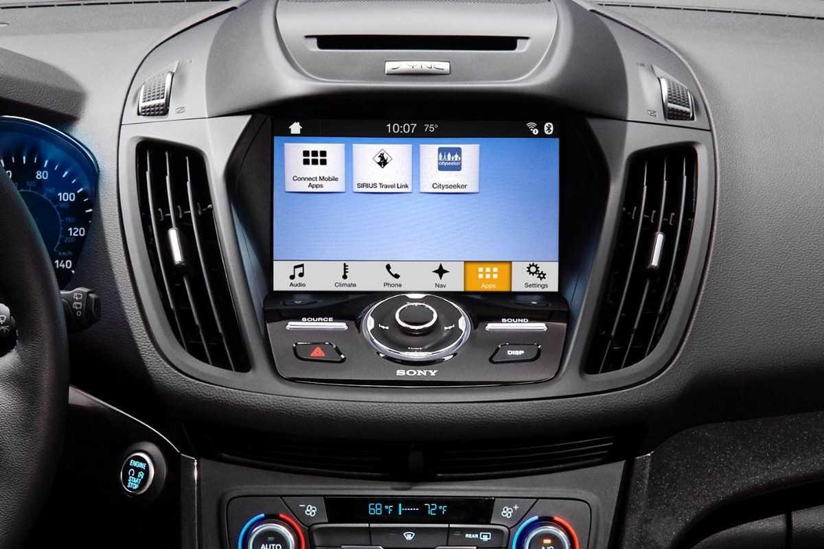 ford sync 3 ganha compatibilidade com android auto e carplay autoo. Black Bedroom Furniture Sets. Home Design Ideas