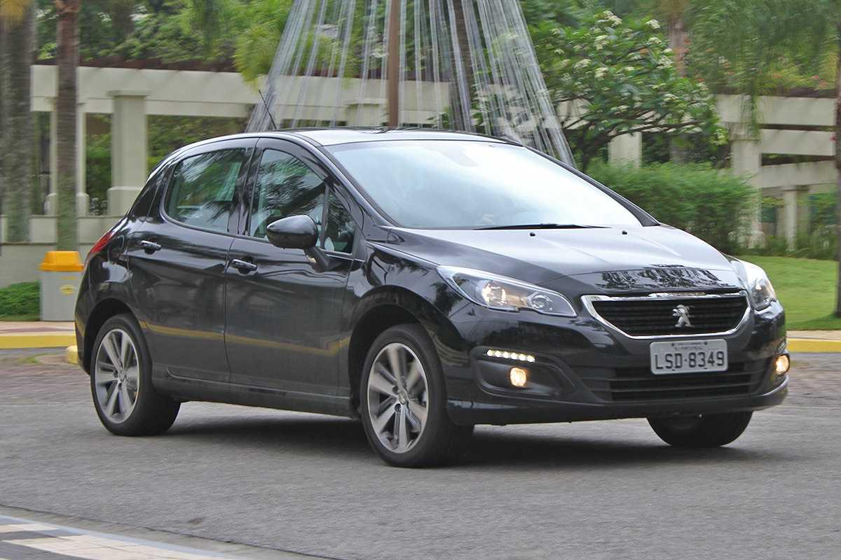 Peugeot 308: pacote ficou bom
