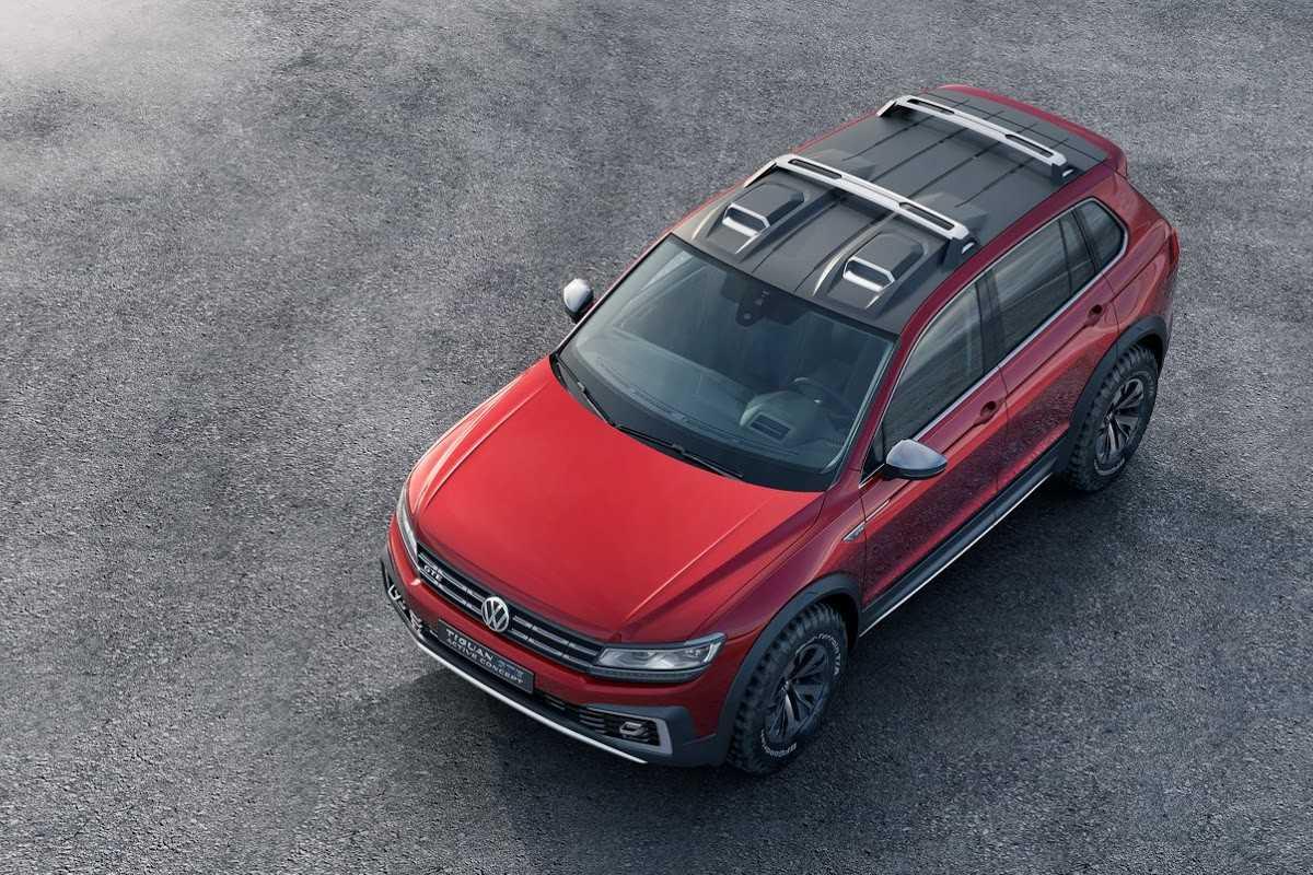 Volkswagen Tiguan GTE Active Concept
