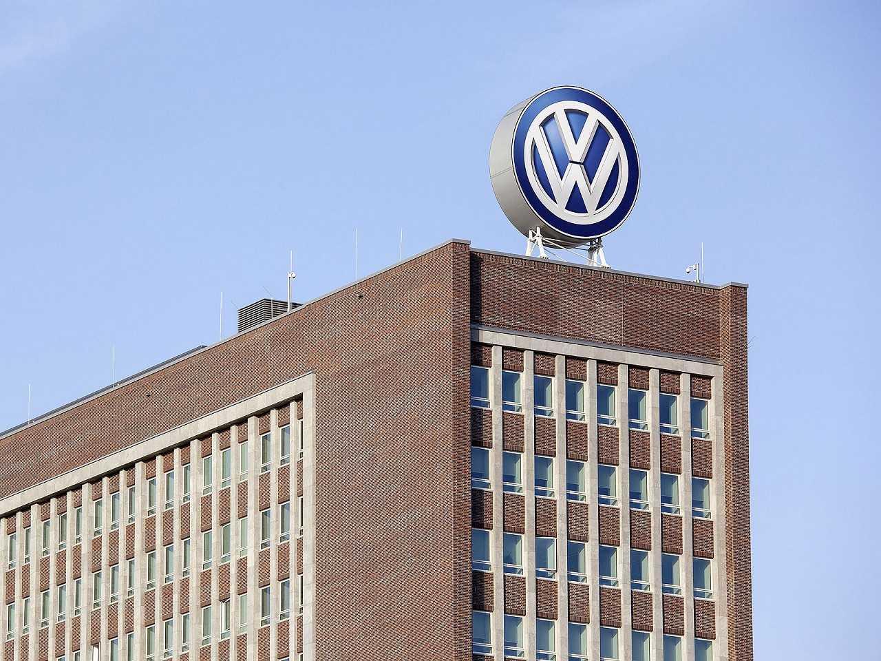 Sede do grupo Volkswagen em Wolfsburg, Alemanha