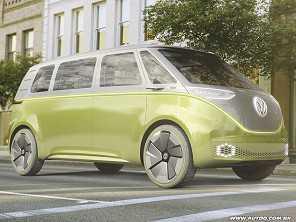 Chefão da Volks teria dado sinal verde para a nova Kombi