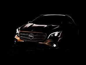 Mercedes-Benz GLA estreia facelift neste mês