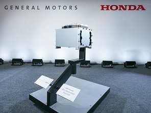 General Motors e Honda juntas? Apenas na fabricação de células de combustível