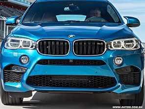 BMW prepara o X7 para 2018 e novidades para a linha M