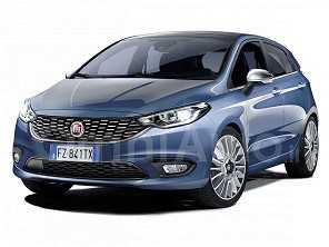 Fiat Argo é o nome do projeto X6H