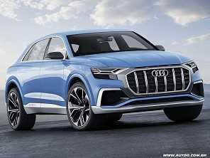 Audi Q8 inaugura a nova era dos SUVs de luxo
