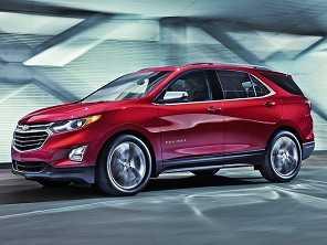 Chevrolet Equinox estreia no Brasil no segundo semestre