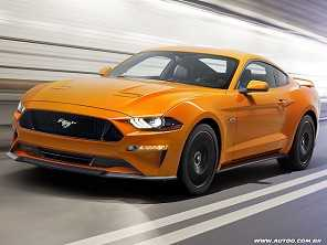 Executivo da Ford confirma chegada do Mustang ao Brasil