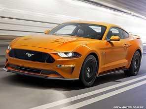 Ford revela o Mustang 2018. E ele chegará ao Brasil!