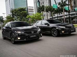Exclusivo: Honda pode encerrar produção nacional do Civic em 2022