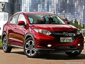 Um Honda HR-V EXL ou um Chevrolet Tracker LTZ?