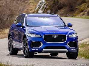 Uma volta no Jaguar F-Pace, o novo queridinho da marca no mundo