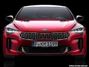 Kia Stinger GT é lançado no Brasil e parte de R$ 349.990