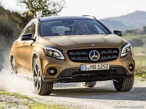 Mercedes-Benz GLA 2018 estreia no Salão de Detroit