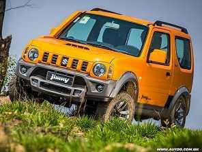 Sugestão de carro com suspensão robusta até R$ 35.000
