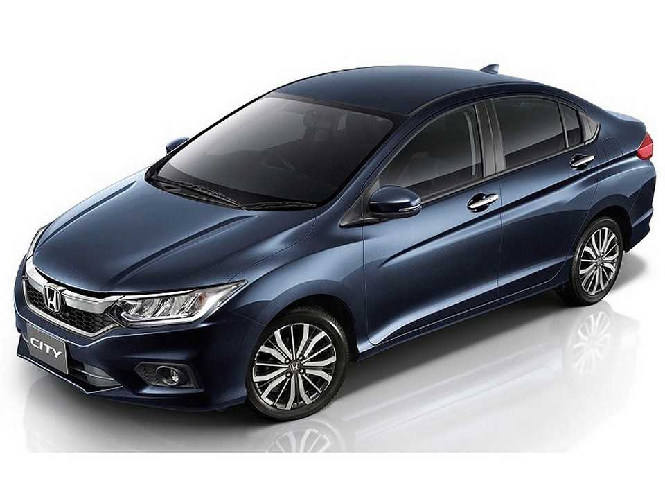 Facelift do Honda City apresentado na Tailândia