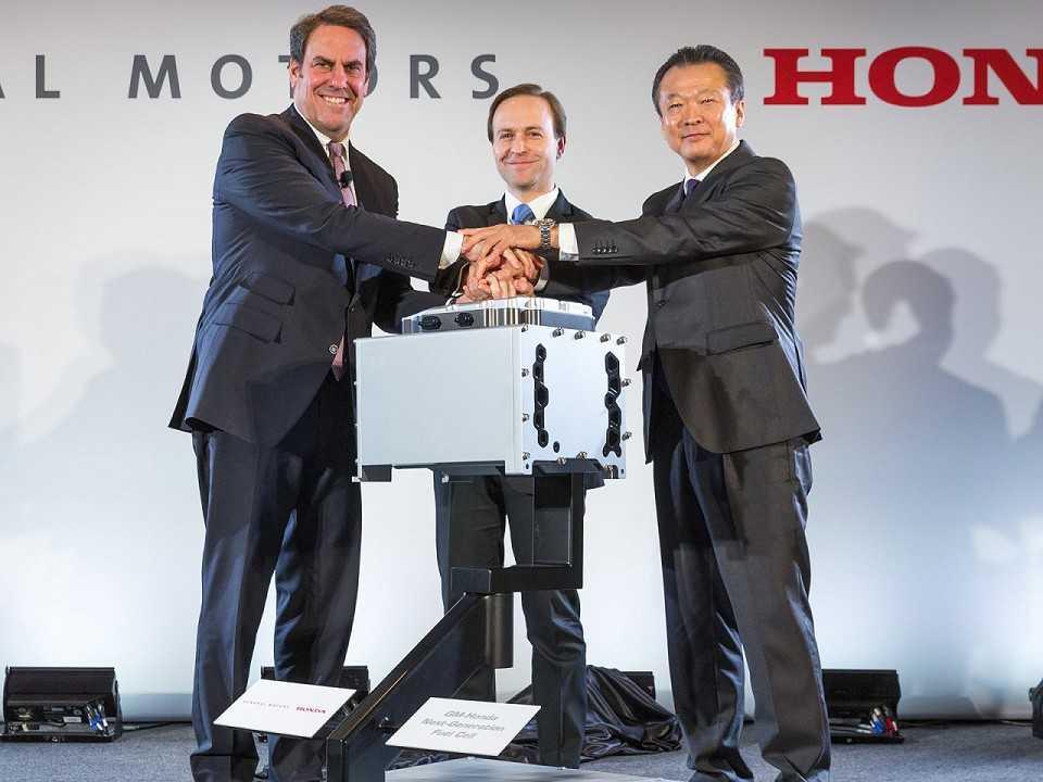 GM e Honda juntas na produção de sistemas de propulsão por hidrogênio