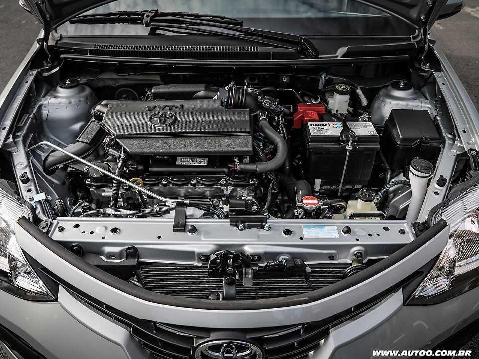 ToyotaEtios 2018 - motor