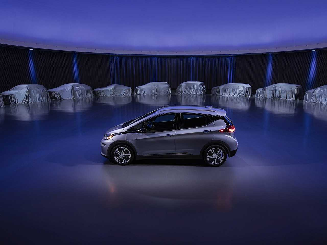 GM prepara gama de modelos elétricos até 2023