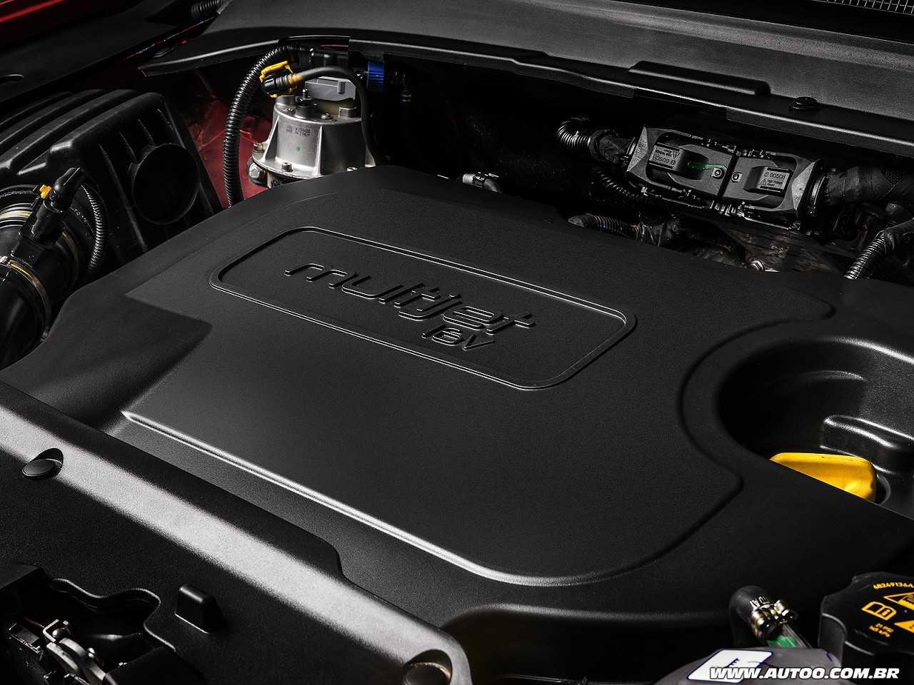 JeepCompass 2018 - motor