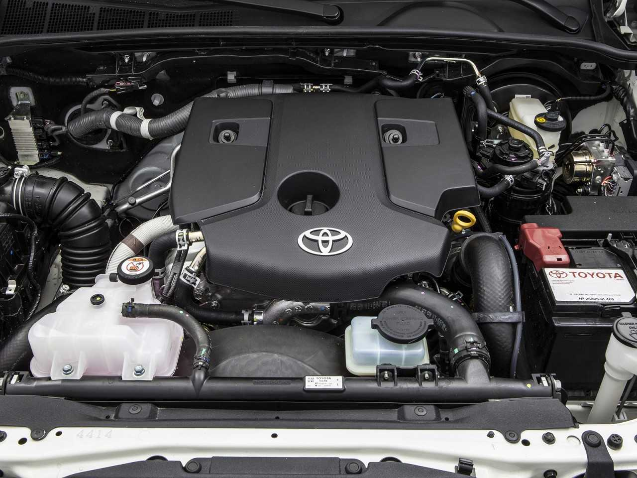 ToyotaHilux 2018 - motor
