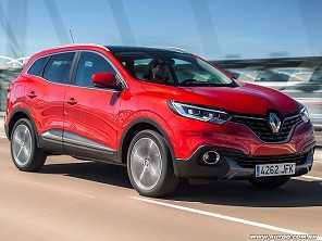 Renault avança com seu rival para o Jeep Compass