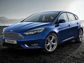 Próxima geração do Ford Focus vai ''subir de nível''