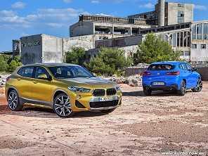 BMW X2 é revelado e estreia no Brasil em 2018