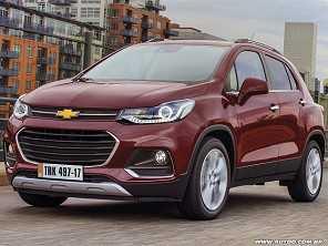 Com mercado mais aberto em 2018, Chevrolet volta a investir no Tracker