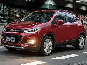 Chevrolet Tracker para PCD parte de R$ 72.346