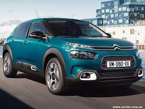 Citroën confirma motor 1.6 THP no C4 Cactus nacional